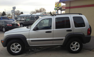 2002 Jeep Liberty small